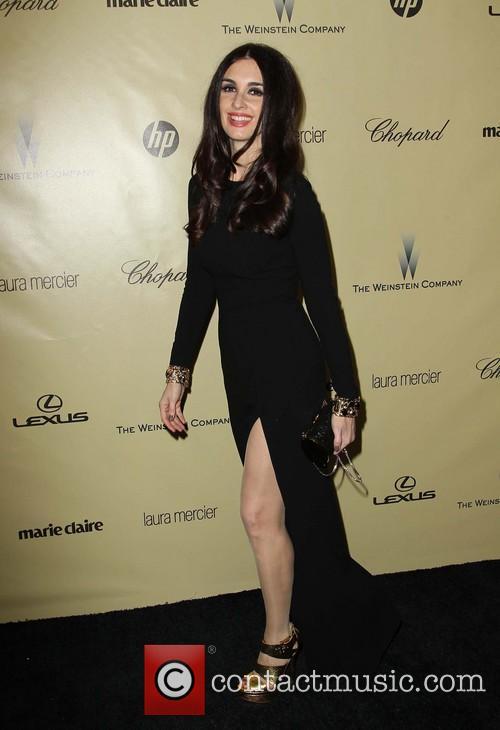 Paz Vega The Weinstein Company's 2013 Golden Globe...