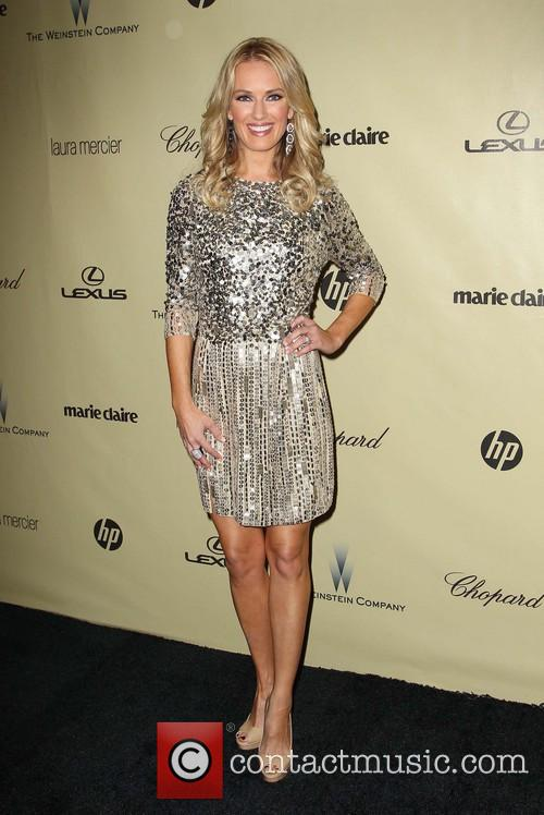 Brooke Anderson The Weinstein Company's 2013 Golden Globe...
