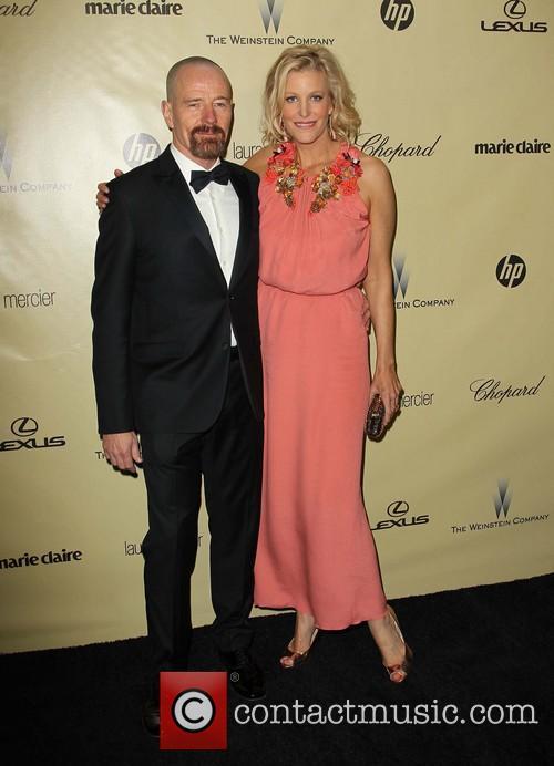 Bryan Cranston and Anna Gunn 3