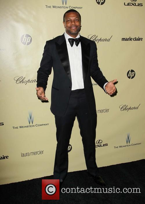 Chris Tucker The Weinstein Company's 2013 Golden Globe...