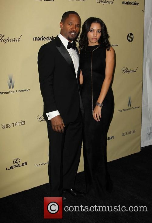 Corinne Bishop and Jamie Foxx 7