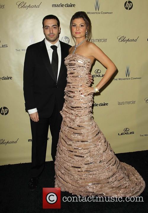 Dalia Bayazid; Mohammed Al Turki The Weinstein Company's...