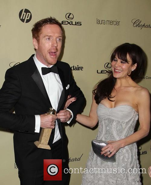 Damien Lewis and Helen Mccrory 2