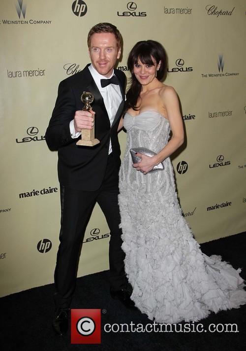 Helen Mccrory and Damien Lewis 6