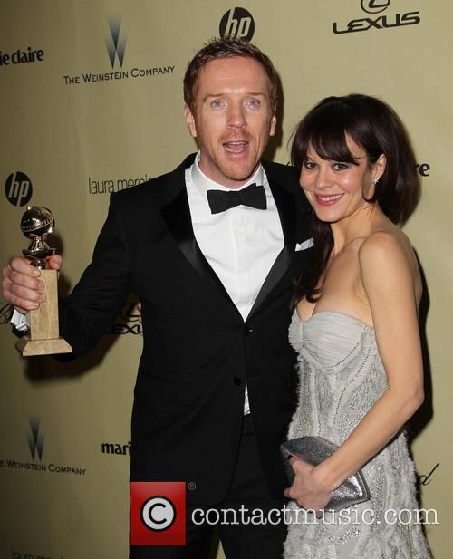 Damien Lewis and Helen Mccrory 1
