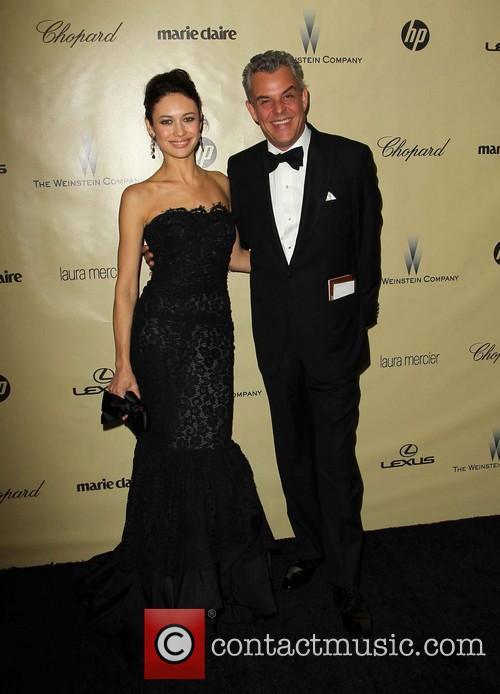 Danny Huston and Olga Kurylenko The Weinstein Company's...