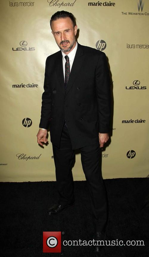 David Arquette The Weinstein Company's 2013 Golden Globe...