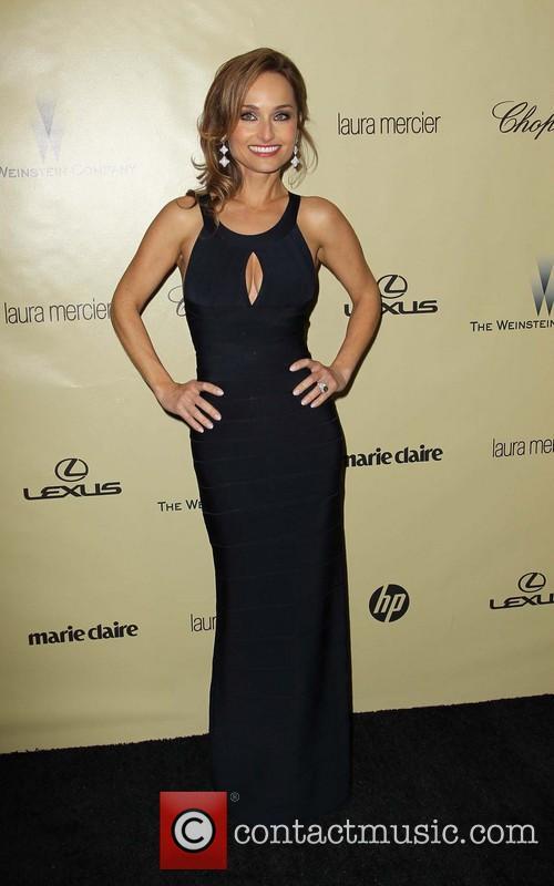 Giada De Laurentiis The Weinstein Company's 2013 Golden...