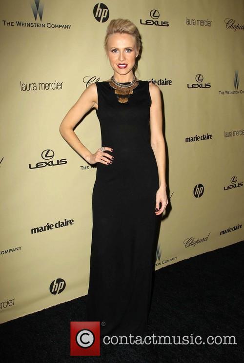 Jessica Holmes The Weinstein Company's 2013 Golden Globe...