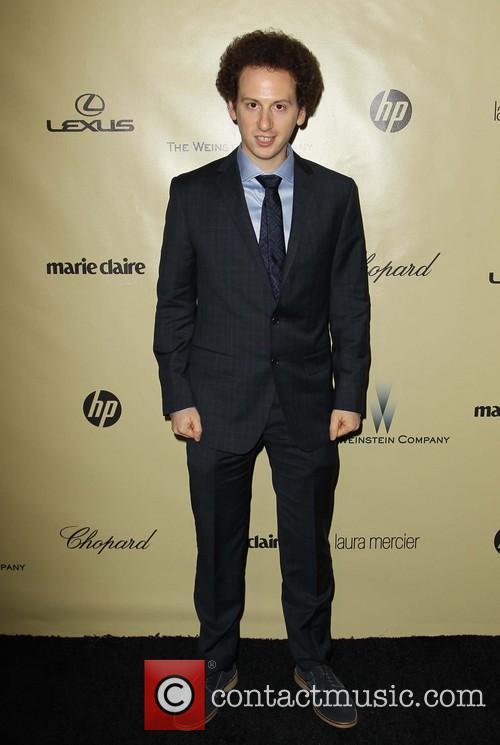 Josh Sussman The Weinstein Company's 2013 Golden Globe...
