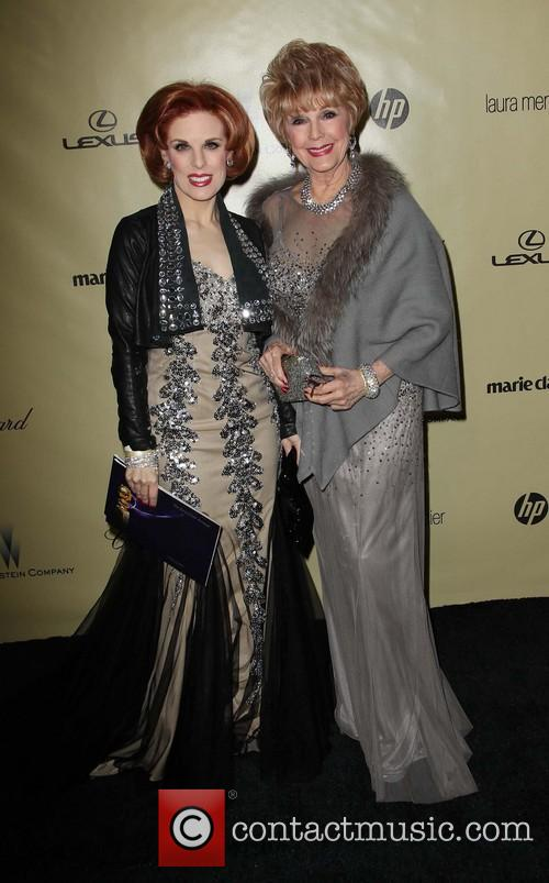 Kat and Carmen Kramer The Weinstein Company's 2013...