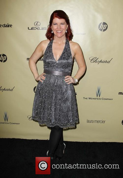 Kate Flannery The Weinstein Company's 2013 Golden Globe...