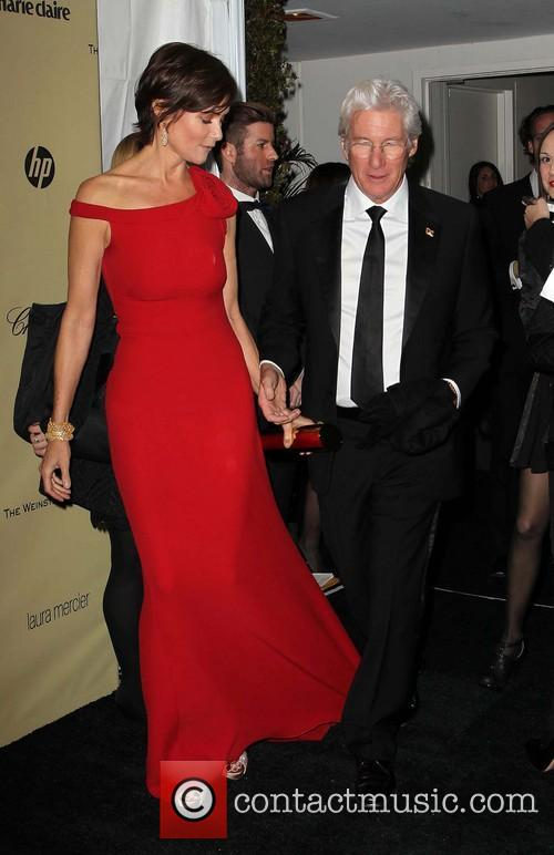 Richard Gere and Carey Lowell 11