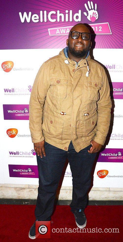 Jaz Ellington,  at the Wellchild Awards at...