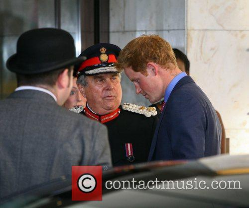 prince harry wellchild awards held at the 4056700