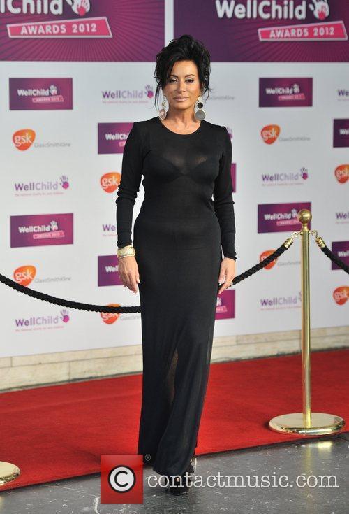 Nancy Dell'Olio WellChild Awards held at the InterContinental...