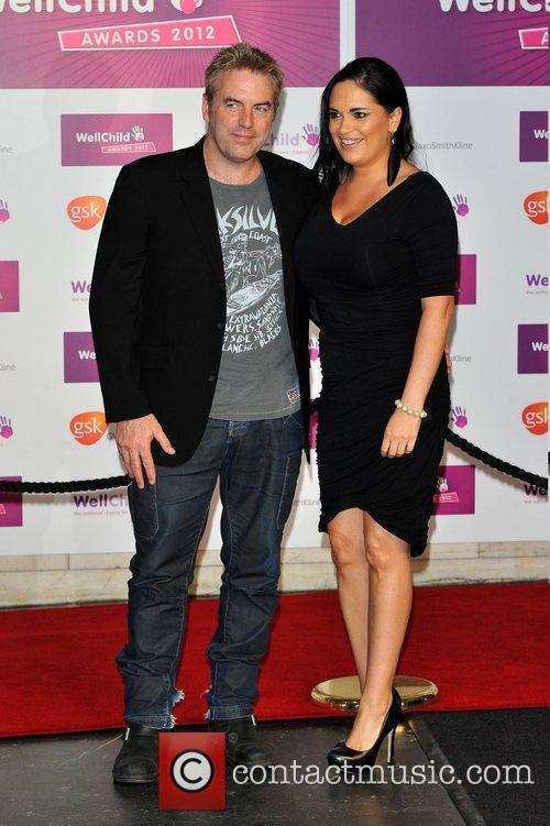 Donal MacIntyre Skylar WellChild Awards held at the...
