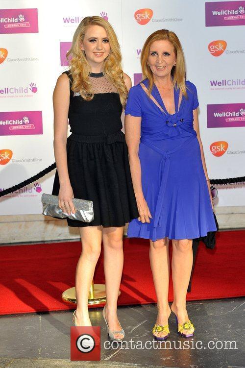 Gillian McKeith Skylar WellChild Awards held at the...