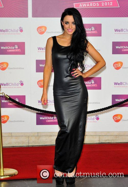 Hattie Keane Skylar WellChild Awards held at the...