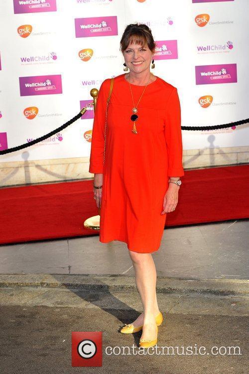 Janet Ellis Skylar WellChild Awards held at the...