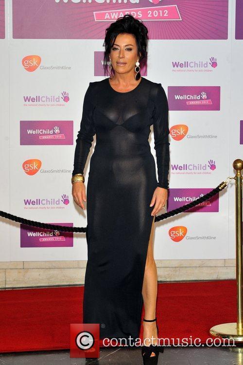 Nancy Dell'Olio Skylar WellChild Awards held at the...