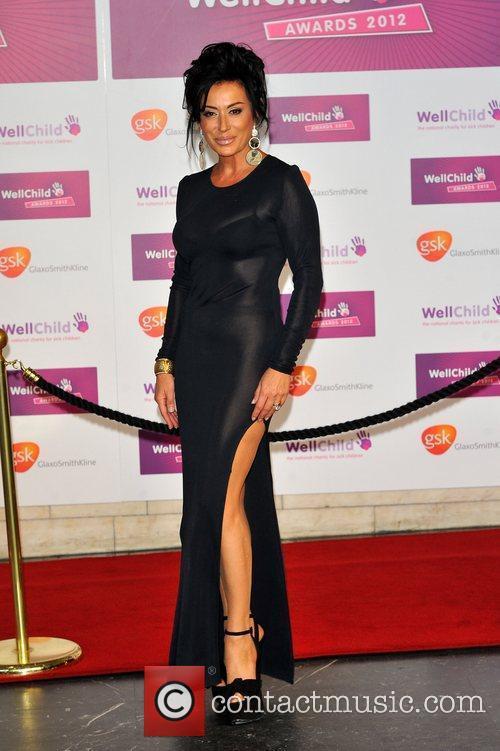 Skylar WellChild Awards held at the InterContinental Hotel,...