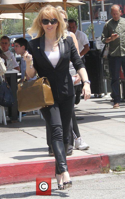 wendi mclendon covey leaves toast in hollywood 3874731