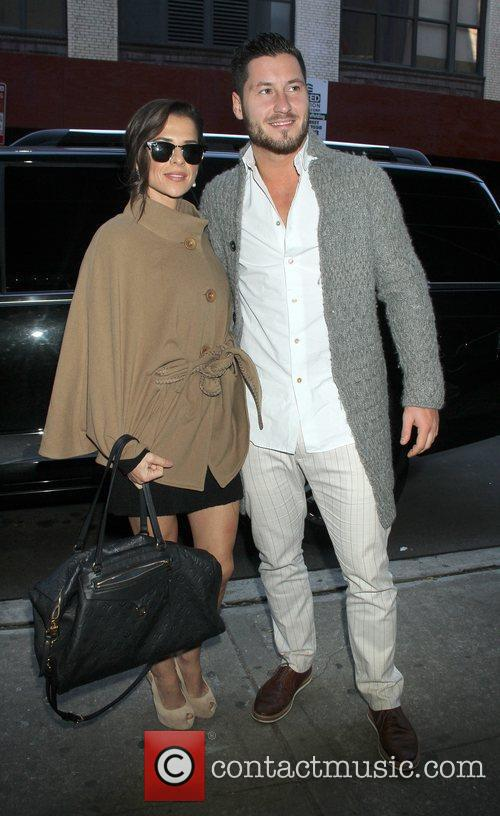 Kelly Monaco and Val Chmerkovskiy 1