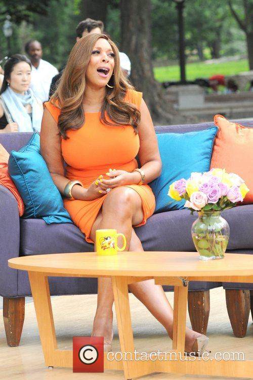 Wendy Williams hosts her show 'The Wendy Williams...