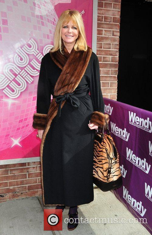 Celebrities depart the studio for 'The Wendy Williams...