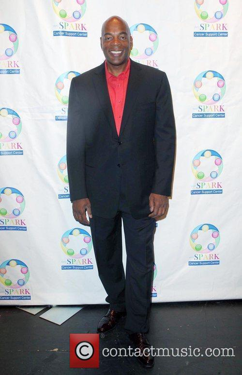 Alonzo Bodden weSPARK's 12th Anniversary event held at...