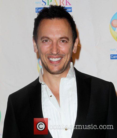 Steve Valentine weSPARK's 12th Anniversary event held at...