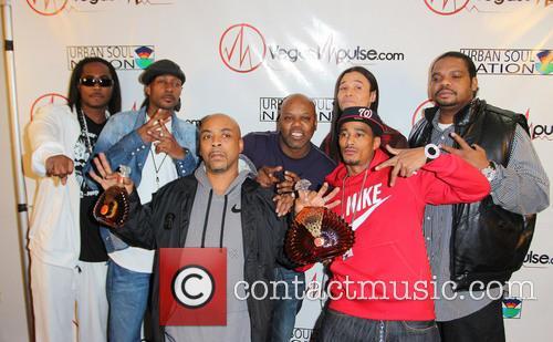 Bone Thugs-n-harmony and The Game 3