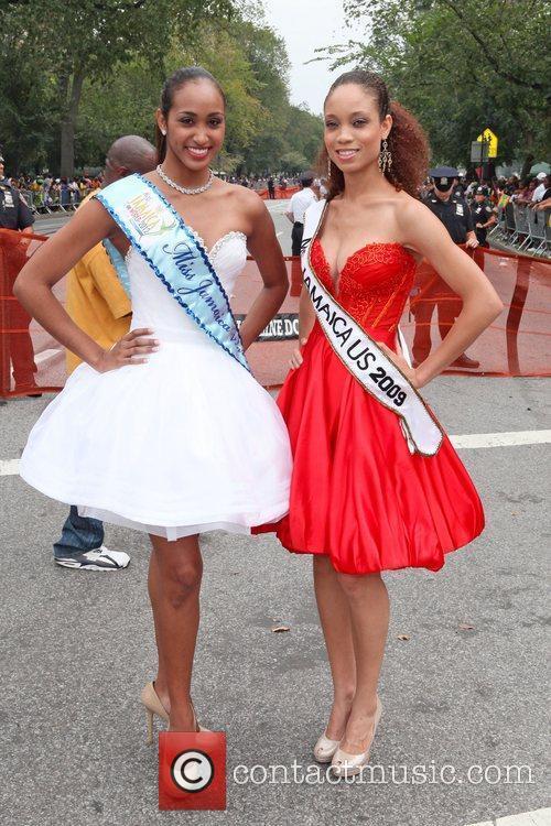 Miss Jamaica 2012, Deanna Roby, Kamila Mcdonald Miss...