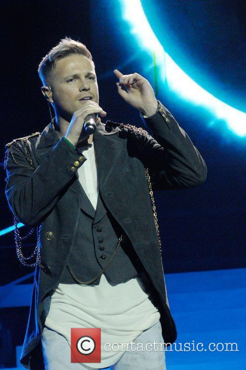 Nicky Byrne and Westlife 5
