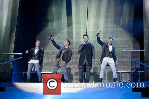 Westlife, Kian Egan and Nicky Byrne 7