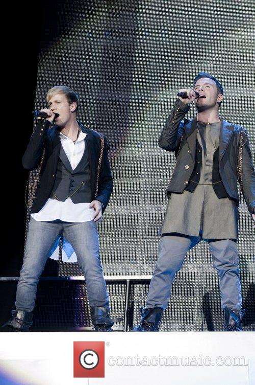 Westlife, Kian Egan and Nicky Byrne 11