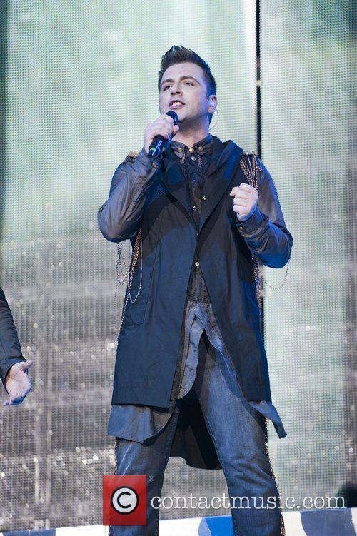 Westlife, Kian Egan and Nicky Byrne 12