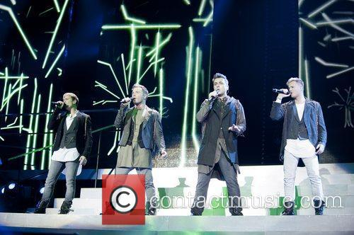 Westlife, Kian Egan and Nicky Byrne 16