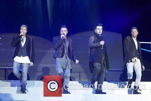 Kian Egan, Nicky Byrne and Westlife 2