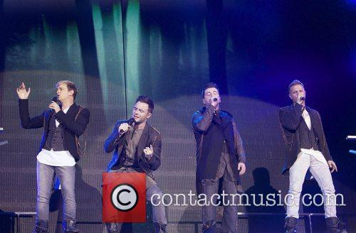 Kian Egan, Nicky Byrne and Westlife 4