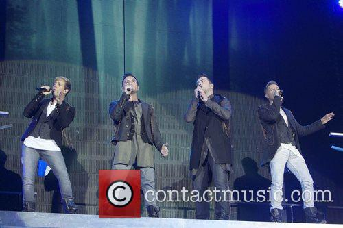 Kian Egan, Nicky Byrne and Westlife 5