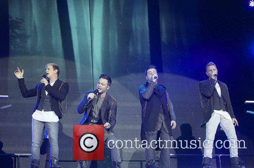 Kian Egan, Nicky Byrne and Westlife 8