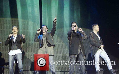 Kian Egan, Nicky Byrne and Westlife 9