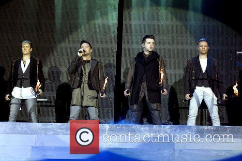 Kian Egan, Nicky Byrne and Westlife 12