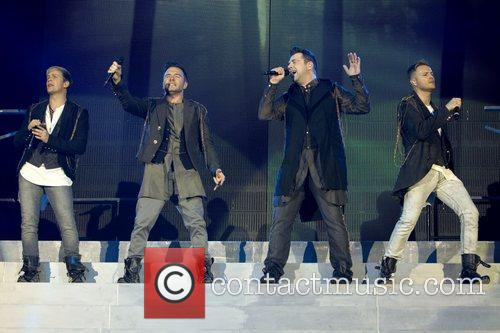 Westlife Performs At Their Final Ever Show