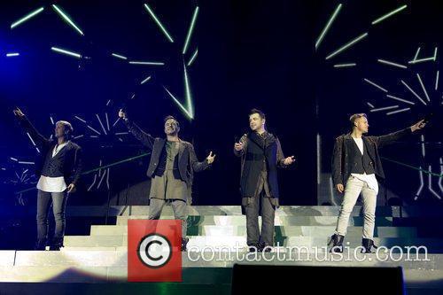 Kian Egan, Nicky Byrne and Westlife 15