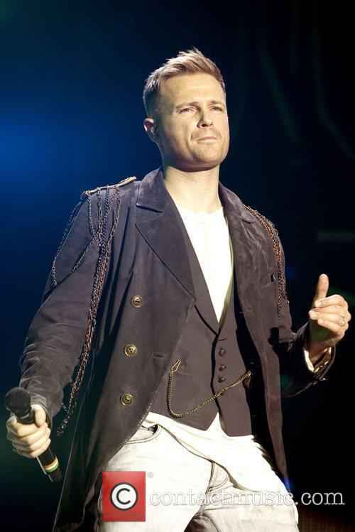 Nicky Byrne and Westlife 3
