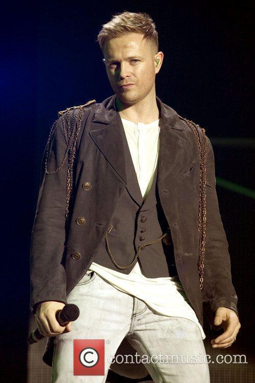 Nicky Byrne and Westlife 6