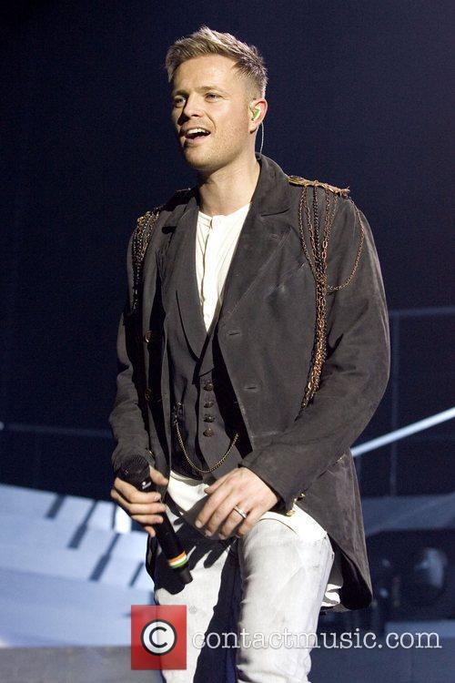 Nicky Byrne and Westlife 9